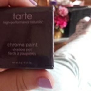 Tarte. Chrome paint shadow pot brand new